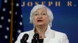 Senate Confirms Janet Yellen as Secretary of Treasury