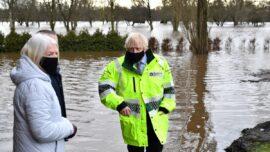 UK, Europe News Brief (Jan. 21): UK Prime Minister Visits Flood-Hit Area
