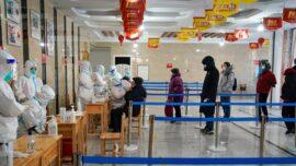 Millions Under Virus Lockdown Near Beijing