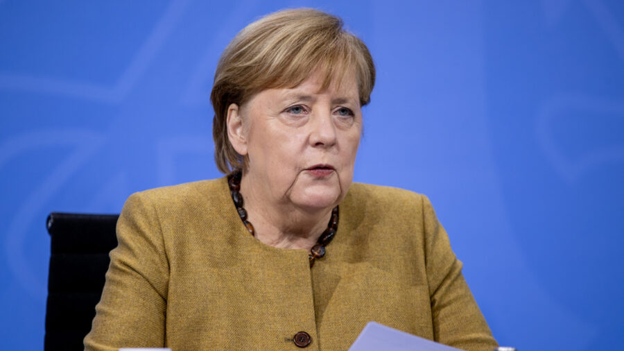 Chancellor Merkel: Trump Twitter Ban Is 'Problematic'