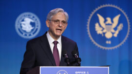 Garland Promises an Independent Department of Justice If Confirmed as Attorney General