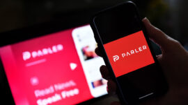 Parler's Website Back Online With a Message From Its CEO