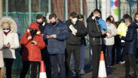 UK Starts Third National Lockdown