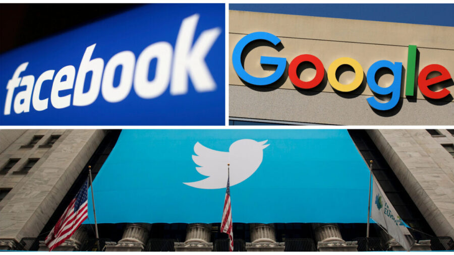 California Officials, Biden-Linked Firm Colluded With Big Tech to Censor Election Posts: Judicial Watch