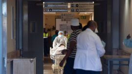 Officials: South Africa CCP Virus Variant Reported in US for the First Time
