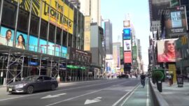 NYC Streets Empty but Deadly in 2020