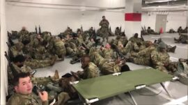 National Guard: 'We Feel Betrayed'