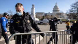 US Capitol Police Chief to Resign After Breach of Capitol Building