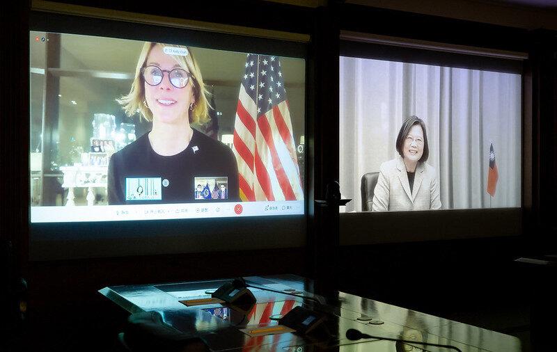 US Ambassador to UN Praises Taiwan's Efforts in Curbing Pandemic