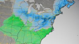 A 709-Day Snow Drought Will Come to an End on Sunday in District of Columbia