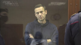 Hunger-Striking Navalny Being Transferred to Hospital