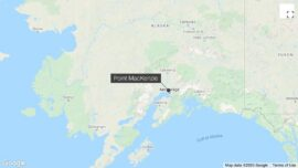 Earthquake Felt in Downtown Anchorage Saturday