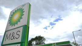 BP Closes Some Gas Stations