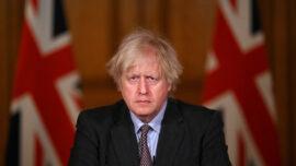 Boris Johnson Reveals Plan to Ease Lockdown
