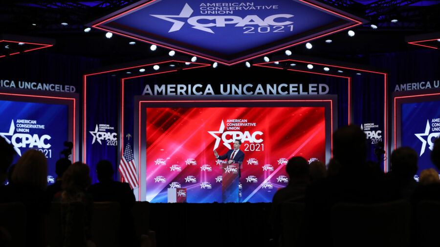 CPAC Conference Focuses Heavily on Election Integrity