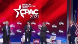 CPAC Panel on Corporate America Surrendering to China