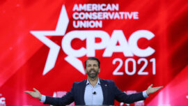Donald Trump Jr. Speaks at CPAC: Reigniting the Spirit of the American Dream