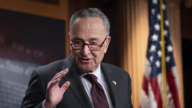 Schumer Decries 'Vote of Infamy' After Failure to Marshal Republicans Against Trump