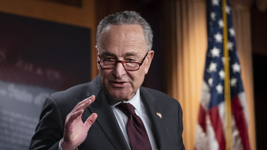 Senate Approves Power-Sharing Deal, Democrats to Control Committees
