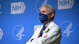 Fauci Can't Recommend Gathering After Vaccination