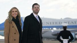 Lara Trump Says Donald Trump 'Probably' Interested in 2024 Presidential Run