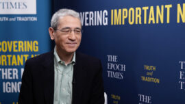 Gordon Chang: Will Biden Allow Investment in Companies Tied to China's Military?