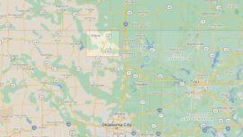 Magnitude 4.2 Earthquake in Rural Oklahoma at Kansas Border