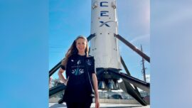 Bone Cancer Survivor to Join Billionaire on SpaceX Flight