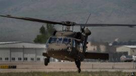 3 Idaho Army National Guard Pilots Killed During Routine Training Flight
