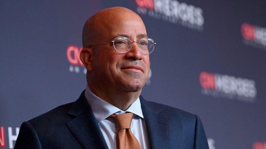 CNN President Jeff Zucker Says He Will Step Down Next Year