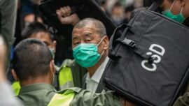 Hong Kong Tycoon Jimmy Lai Denied Another Bid for Bail in National Security Case