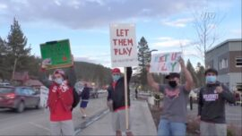 California Community Says Let Them Play Sports