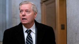 Sen. Graham Warns of Harris Impeachment If GOP Takes Back House