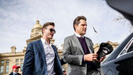 Gaetz Squares Off Against Kinzinger's Political Action Committee