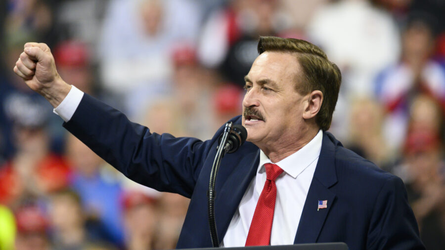 Mike Lindell: New Social Media Platform Will Be Able to Handle Upwards of a Billion People