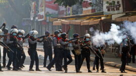 At Least 18 Killed in Burma on Bloodiest Day of Protests Against Coup
