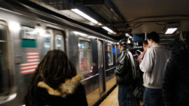 New Yorkers Respond to Subway Killings