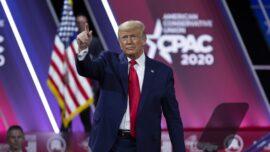 Trump Endorses GOP Sen. Jerry Moran of Kansas for Reelection