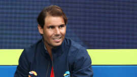 Nadal Still Struggling With Back Problem Ahead of Australian Open