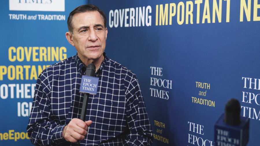 Rep. Darrell Issa—Forcing Vaccinated Americans to Wear Masks Is 'Absurd'