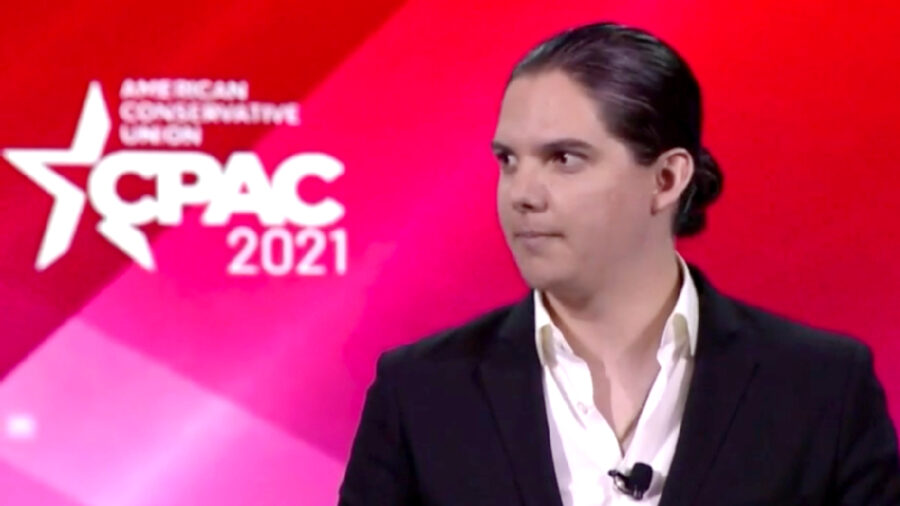 Robby Starbuck Speaks at CPAC