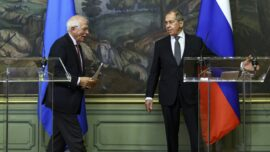 Russia Says It's Ready for Split If EU Imposes New Sanctions