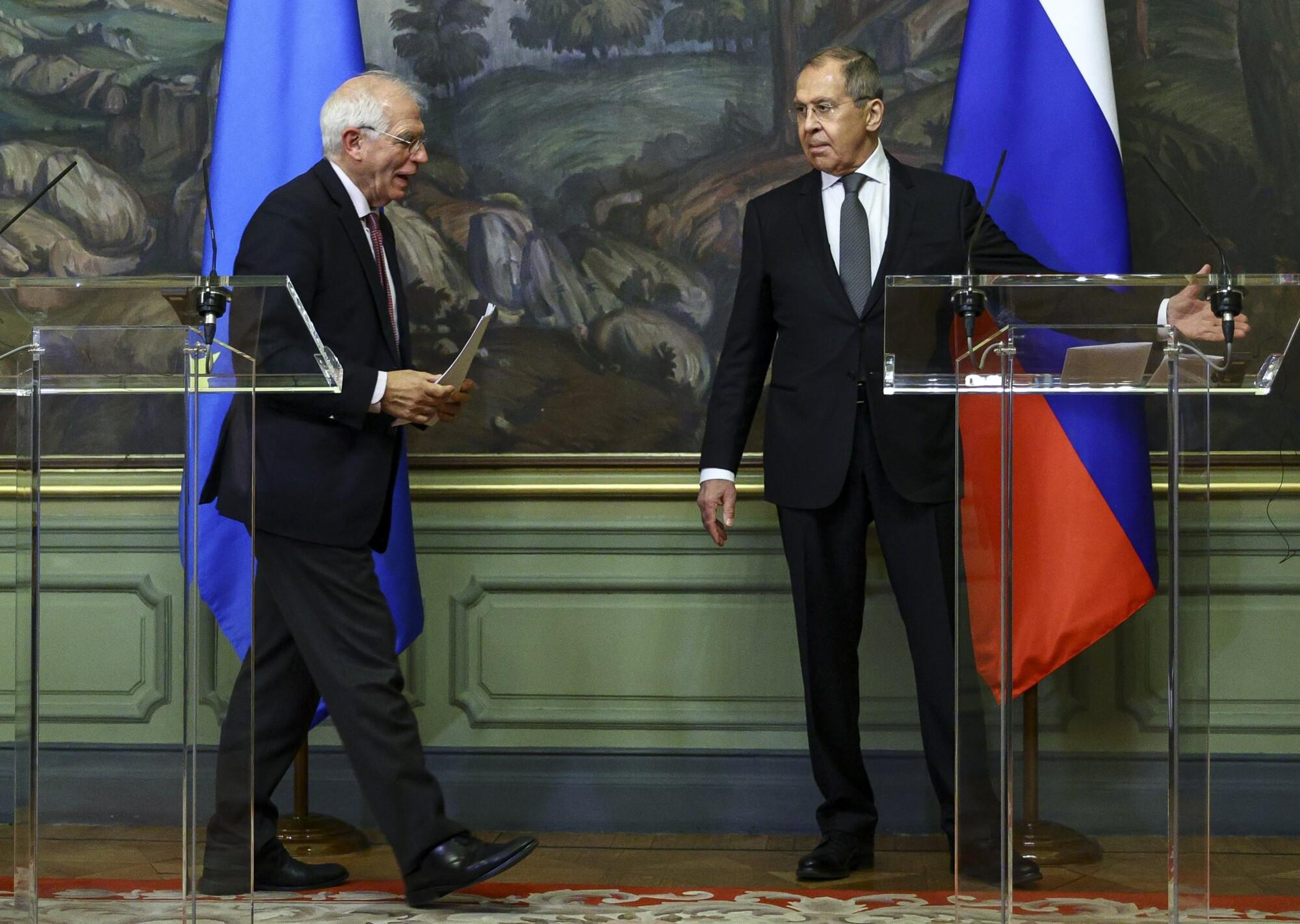 «Европа поклонится России в ноги»: в США отреагировали на ультиматум Лаврова в адрес ЕС