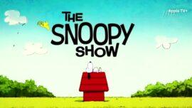 Snoopy Stars in Peanuts Streaming Series
