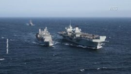 Experts: More Risk for UK Carrier in South China Sea