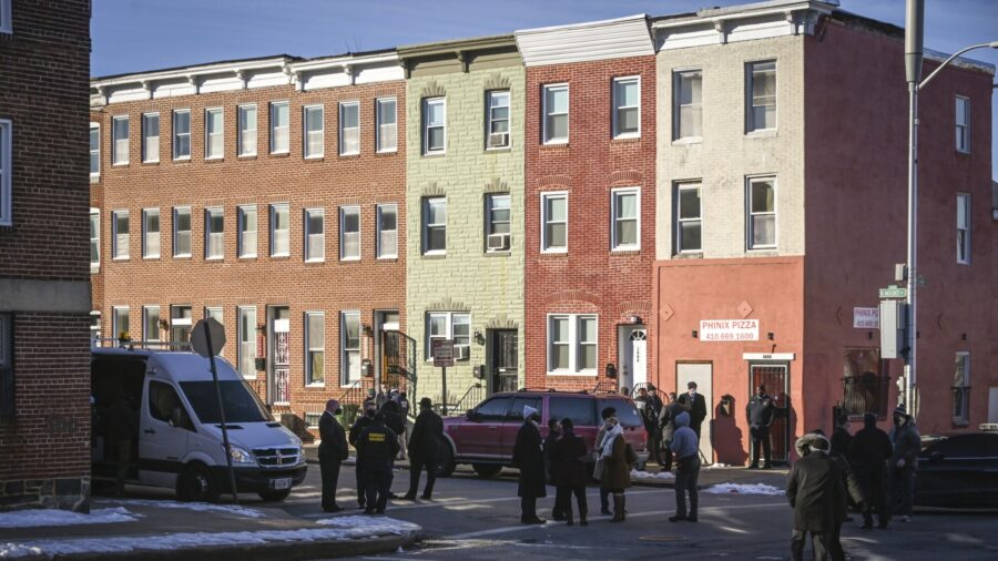 US Marshals Deputy Shot, Suspect Killed in Baltimore