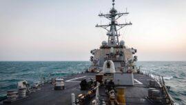Beijing Slams US Navy Presence in South China Sea