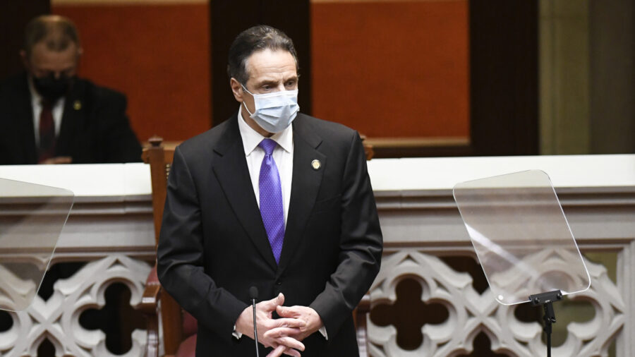 New York's Cuomo Releases Full Transcript of Aides Speaking With Legislators