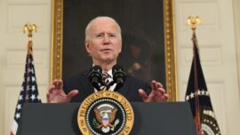 China in Focus (Feb. 25): Beijing Reacts to Biden's Move to Cut Reliance