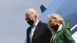 Biden Surveys Texas Storm Recovery Efforts
